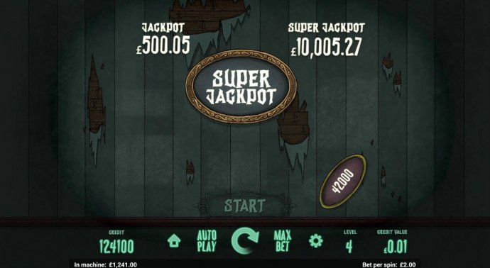 The Super Jackpot picture is the last remaining prize available. - No Deposit Casino Guide