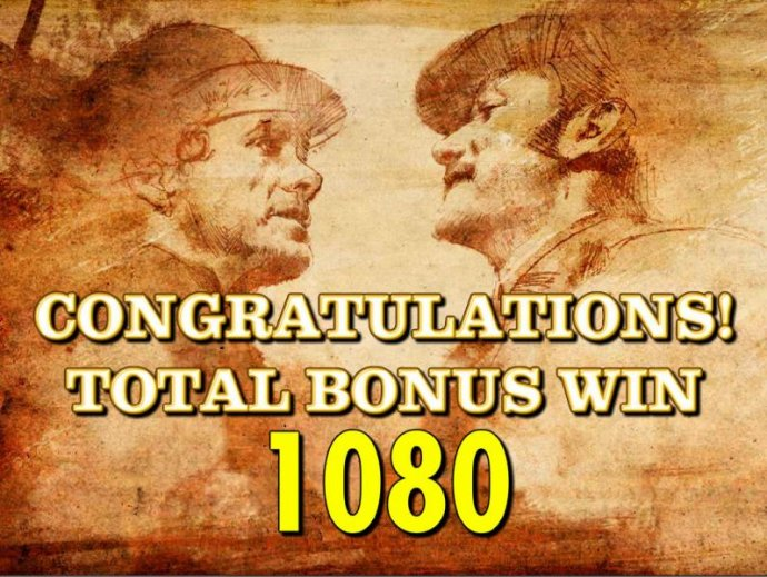 No Deposit Casino Guide - Free Spins bonus feature pays out a total award of 1080.
