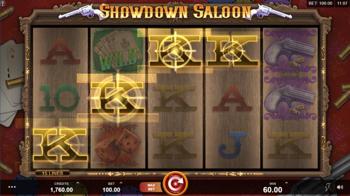 Showdown Saloon by No Deposit Casino Guide