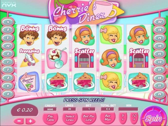 Cherrie's Diner screenshot