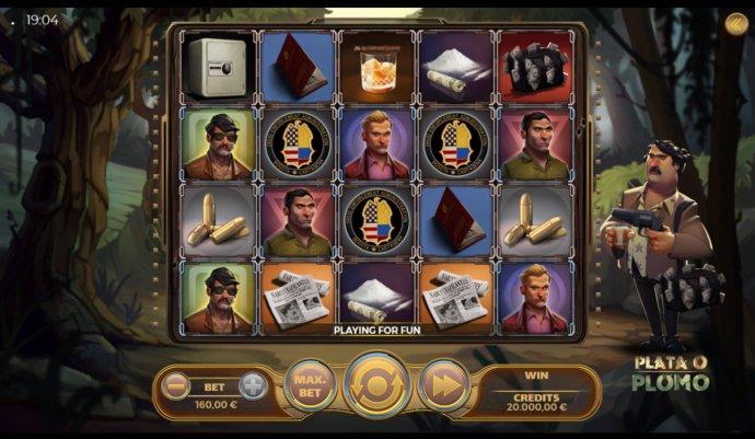No Deposit Casino Guide image of Plata O Plomo