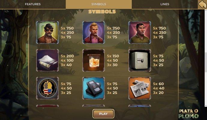 Plata O Plomo screenshot