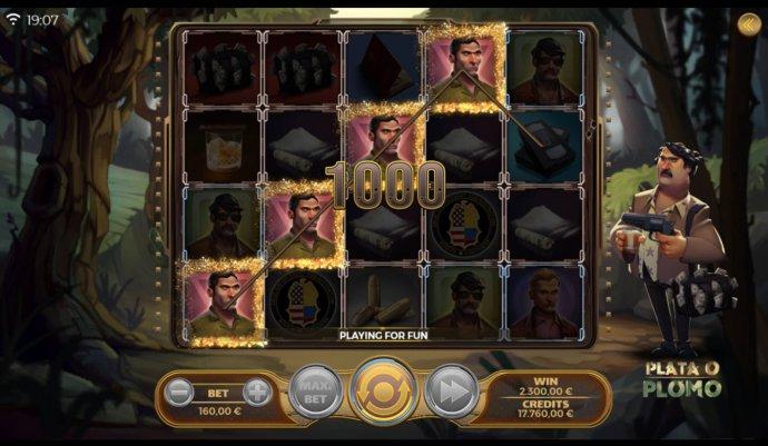 Plata O Plomo by No Deposit Casino Guide