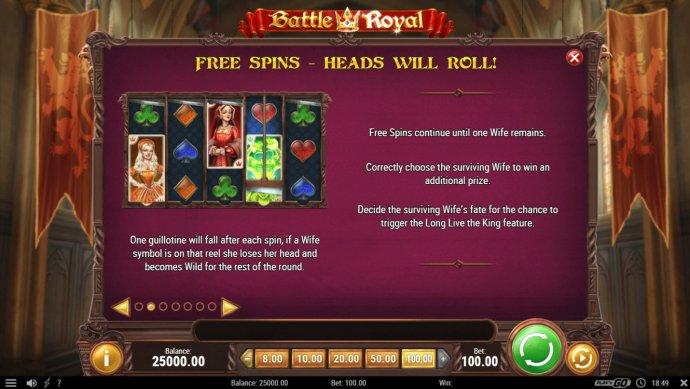 Battle Royal screenshot
