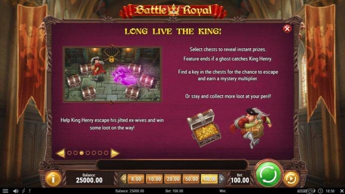 Battle Royal by No Deposit Casino Guide