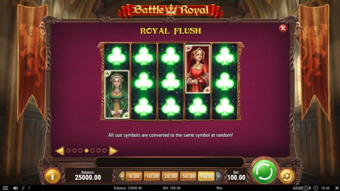 Royal Flush Rules by No Deposit Casino Guide