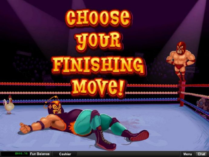Lucha Libre screenshot