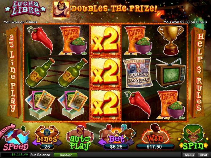 Lucha Libre by No Deposit Casino Guide