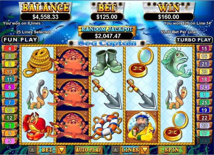 Sea Captain by No Deposit Casino Guide