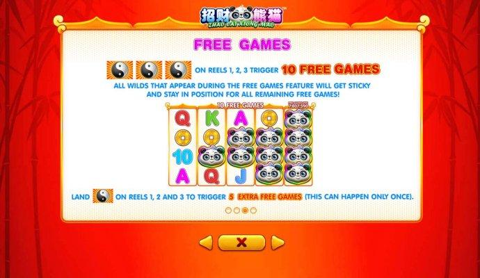 No Deposit Casino Guide image of Zhao Cai Xiong Mao