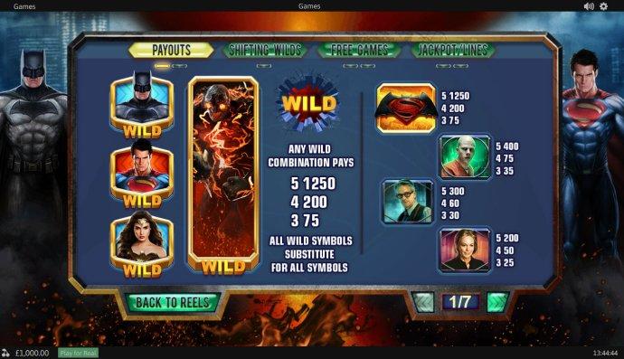 Wild Symbol Rules - No Deposit Casino Guide