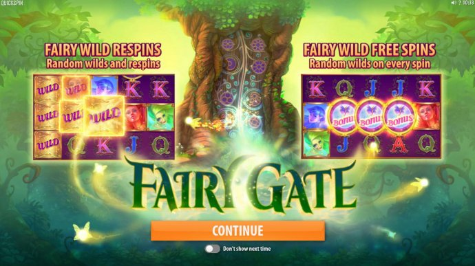 Images of Fairy Gate