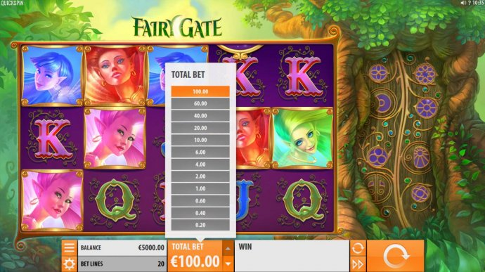 Fairy Gate screenshot