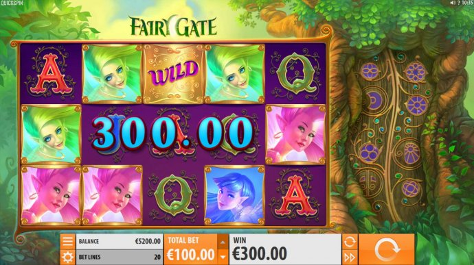 Fairy Gate by No Deposit Casino Guide