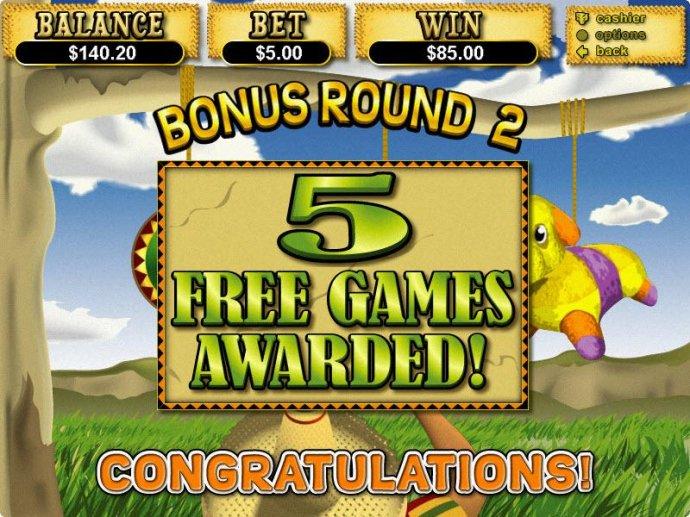 Jackpot Pinatas screenshot