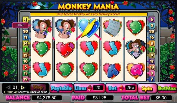 Images of Monkey Mania