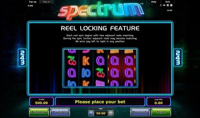Spectrum by No Deposit Casino Guide