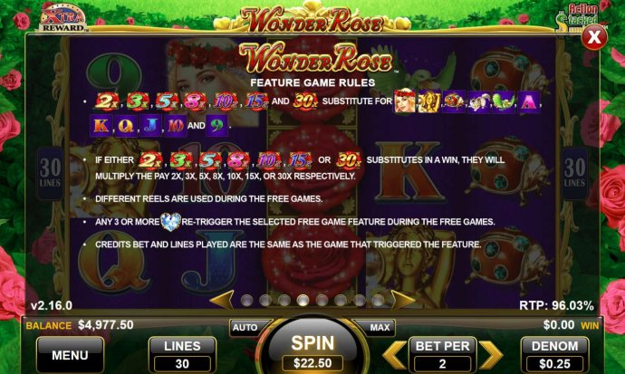 No Deposit Casino Guide - Free Games Feature Rules - Continued