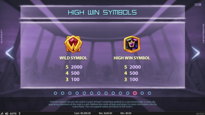 No Deposit Casino Guide image of Wild Worlds