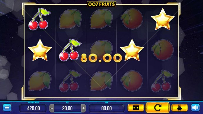 Images of 007 Fruits