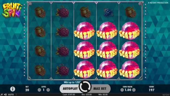 No Deposit Casino Guide image of Fruit Spin
