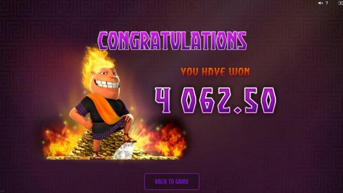 Super Mode feature pays out a total of 4,062.50 - No Deposit Casino Guide