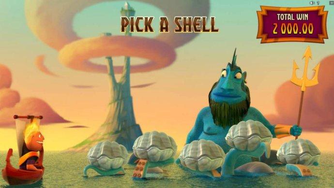 Pick a shell - No Deposit Casino Guide