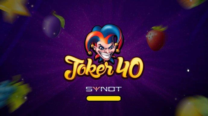 No Deposit Casino Guide image of Joker 40
