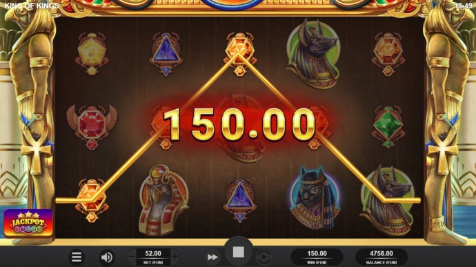 King of Kings by No Deposit Casino Guide