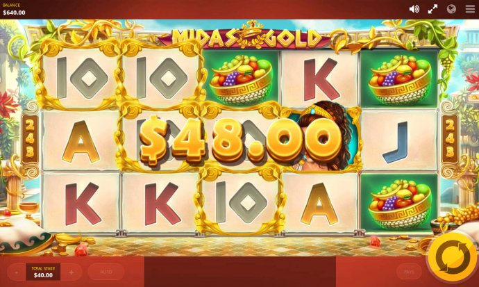 Midas Gold by No Deposit Casino Guide