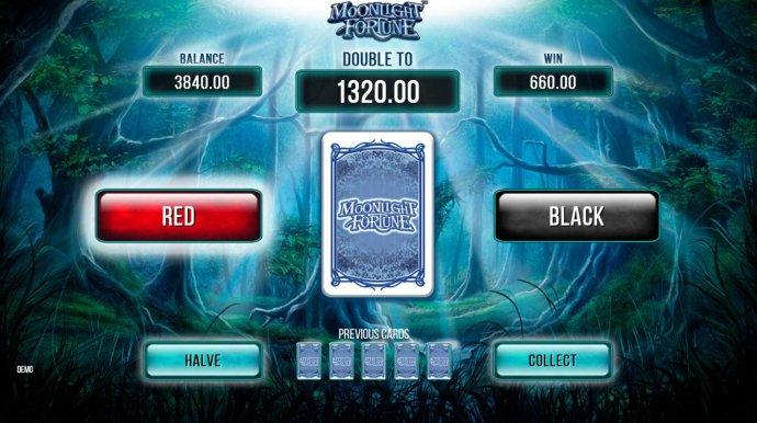 No Deposit Casino Guide image of Moonlight Fortune