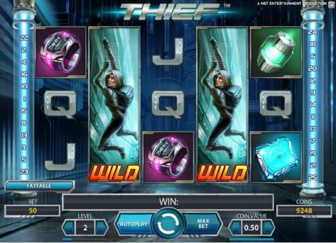 dual expanding wilds triggers big win - No Deposit Casino Guide