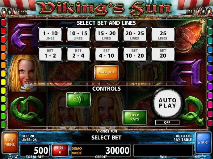Viking's Fun by No Deposit Casino Guide