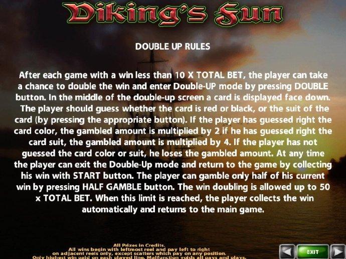 Viking's Fun screenshot