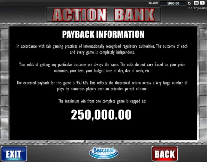 Images of Action Bank