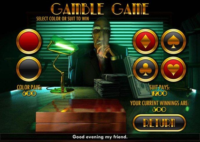 Buck$y Malone by No Deposit Casino Guide