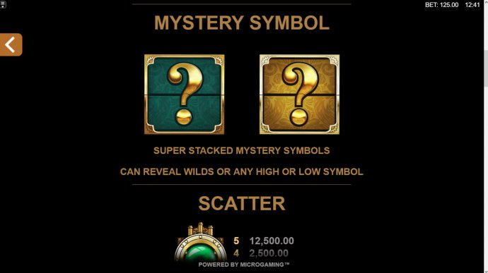 Mystery Symbol by No Deposit Casino Guide