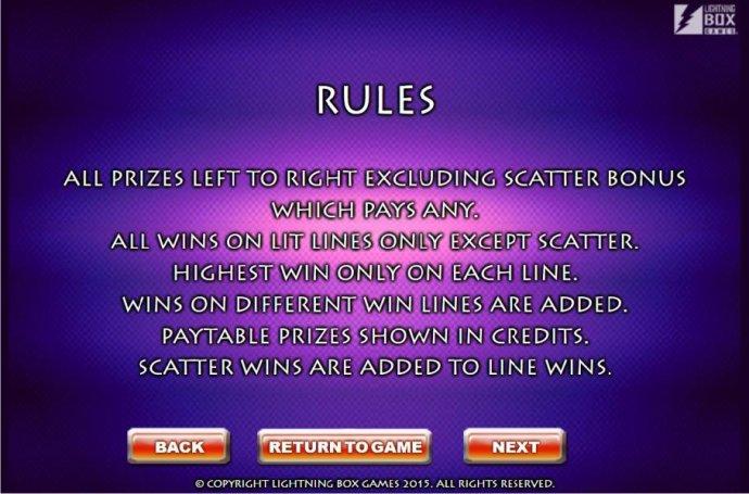 Queen of Legends by No Deposit Casino Guide