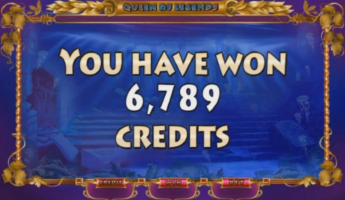 No Deposit Casino Guide - Bonus feature pays out a total of 6,739 credits for an epic win.