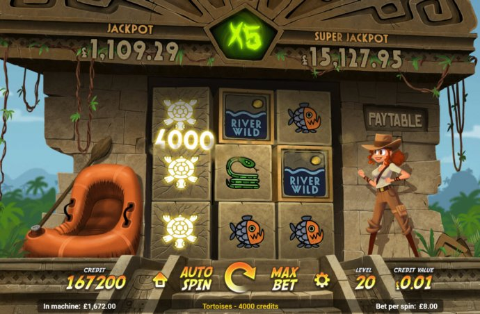 Respin triggers a win by No Deposit Casino Guide