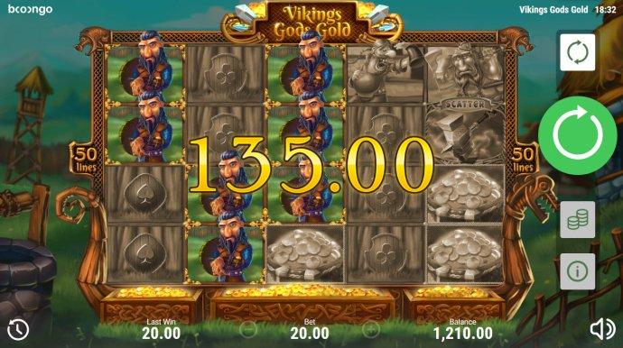 Viking's Gods Gold screenshot