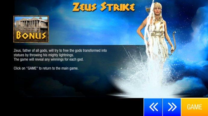 Zeus Strike by No Deposit Casino Guide