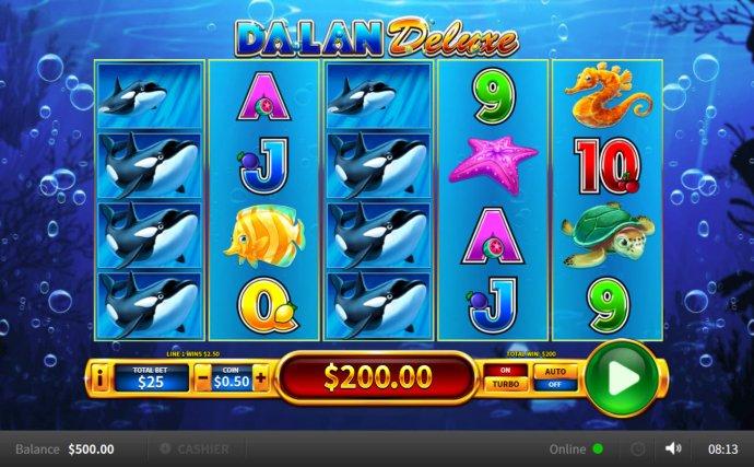 No Deposit Casino Guide image of Da Lan Deluxe