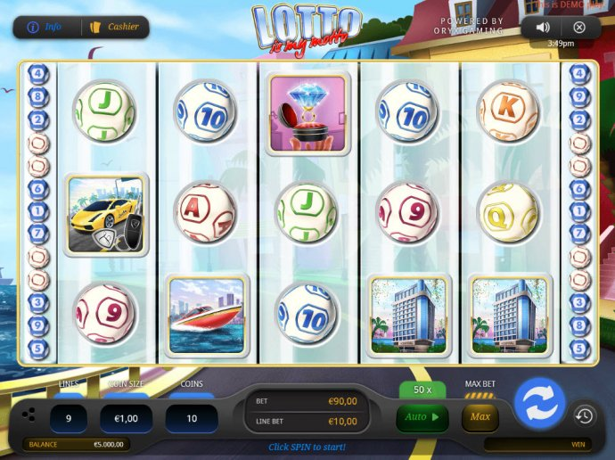 Lotto is my Lotto screenshot