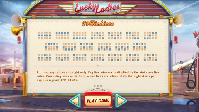 Lucky Ladies by No Deposit Casino Guide