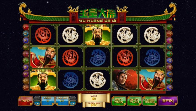 Yu Huang Da Di by No Deposit Casino Guide