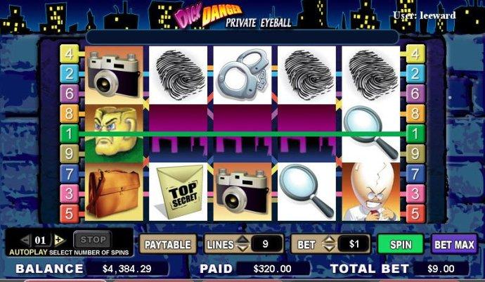 No Deposit Casino Guide image of Dick Danger