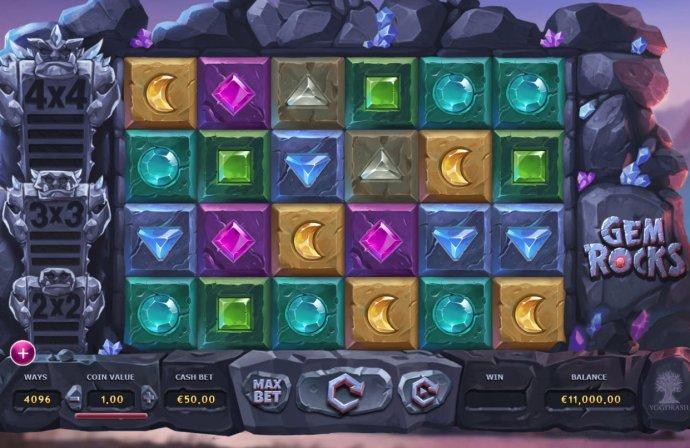 Gem Rocks by No Deposit Casino Guide