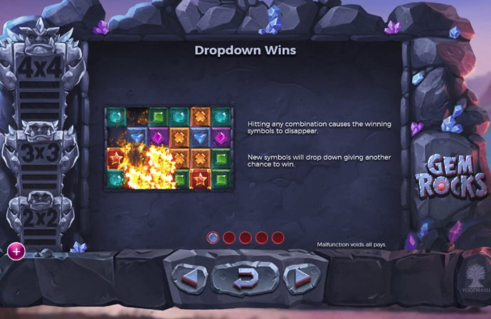 Gem Rocks screenshot