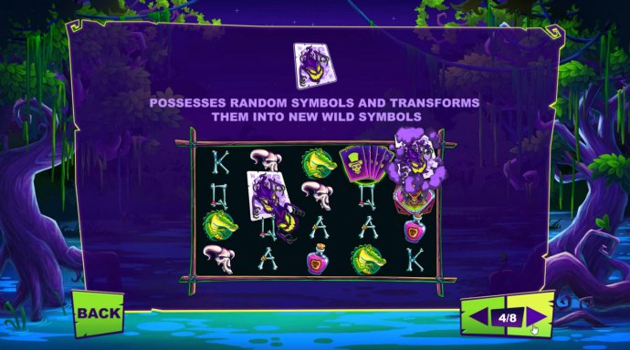 No Deposit Casino Guide image of Maji Wilds